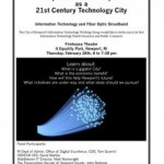 2/28 @ 6pm – Help us envision Newport as a 21st Century Technology City