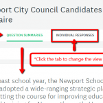 SPECIAL 2018 Newport Elections Home Page